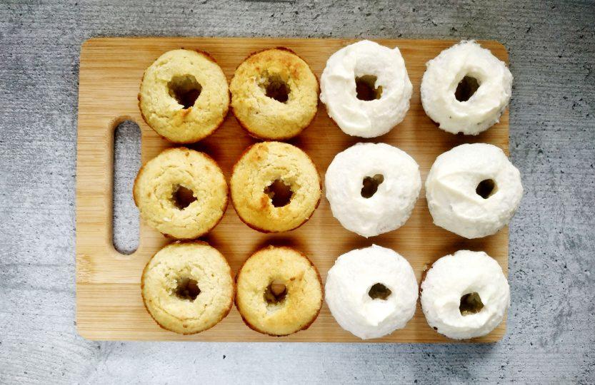 keto donuty
